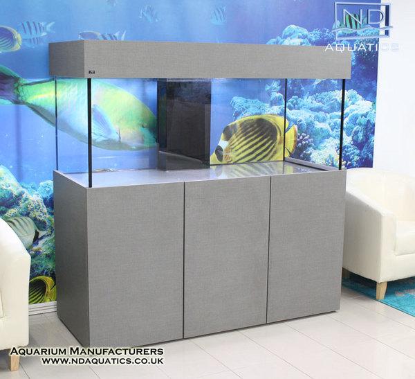 Aquarium manufacturers in uk bespoke marine tropical for Aquarium for sale uk