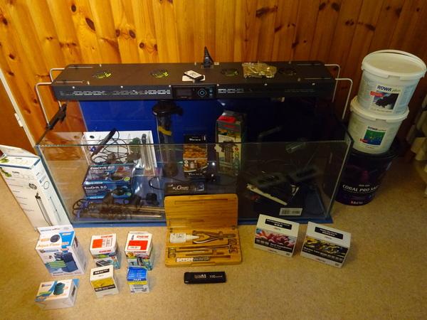 Full Marine Setup Now Selling Items Separately At