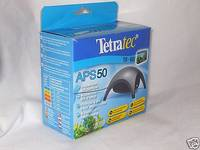 Tetratec APS 50 Aquarium Air Pump quiet fish tank pump