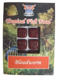 Bcuk Frozen fish foods (POSTAGE OFFERS) at SOUTHDOWN AQUATICS