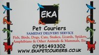 8.EKA PET COURIERS Scotland 15th May