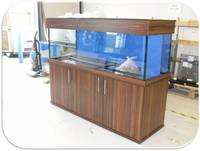 PREMIUM QUALITY AQUARIUM MANUFACTURING AC Aquatics Great Marine and Tropical Package Deals, Ultra Gloss Acrylic Cabinets, Real wood veneer, Box Steel Frames, Full stock of aquarium plumbing