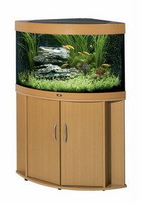 3ft fish tank juwel 190 bow front corner aquarium at for Bow front fish tank