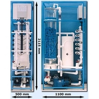 TMC Compact Fresh Water Filter with Bio Tower