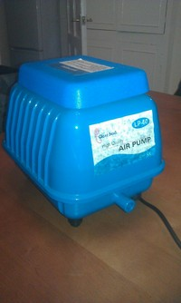 clearseal air pump blower lp-60