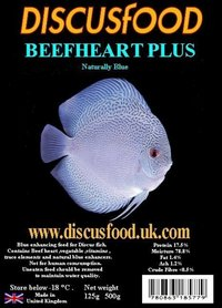 FROZEN BEEFHEART FOR DISCUS .....<<.NOW ONLY �PER SLAB>>