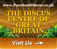 Punchard Discus The Discus Centre of Great Britain