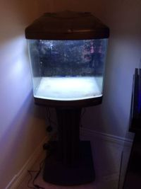 Boyu orca tl450 nano tank with Led lights