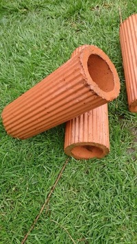 Tanks For Sale Uk >> Terracotta breeding tube for sale at Aquarist Classifieds
