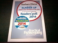 MULTI AWARD WINNING DURHAM DISCUS $$ THE NORTH EASTS LEADING DISCUS SPECIALLIST $