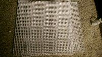 EGG CRATE WHITE 600mm x 600mm sheet