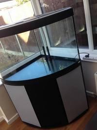 fluval venezia 190 ltr at aquarist classifieds. Black Bedroom Furniture Sets. Home Design Ideas