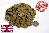 CHEAP FISH FOOD ALGAE WAFERS & GRANULES