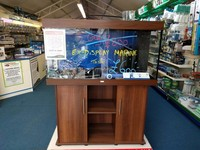 Juwel Rio 300 EX- display marine aquarium with equipment �0