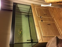 Fluval Profile 1500, 4ft Sump & Stand