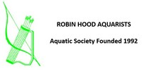 TOMORROW Robin Hood Aquarists Nottingham Spring Auction Sunday April 9th 2017