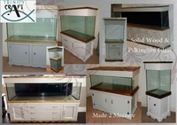 Custom Built Fish Tanks & Cabinets
