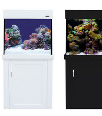 Aqua reef 275 and cabinet for sale