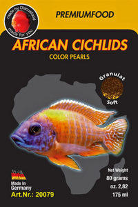 African Cichlid food by Discusfood Germay