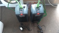 2x EHEIM professionel 3e 700 for sale.