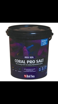 Saltwater mix / Ro water