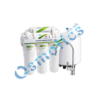 RO/DI Reverse Osmosis Units with Deionisation Filtration