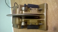 VARIOUS VINTAGE MEDCALF BRO S HY-FLO PUMPS FOR SALE