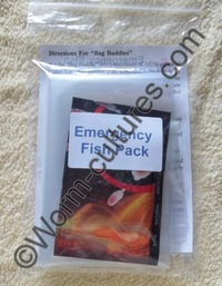NEW ~ Emergency Fish Pack ©