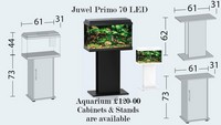 Brand New Reduced Prices on all Juwel Aquariums @ Chilton Aquatics