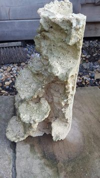 MARINE FISH / 18 INCH HIGH ARTIFICIAL ROCK TOWER