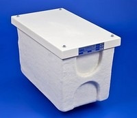 LARGE QUARANTINE/HOLDING TANK WITH LID - �5 OVNO