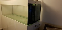 �0 6x2x2 680 litre white high gloss tank