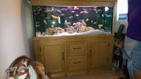 Complete sale of tank and assorted malawi