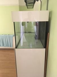 Aquarium for Life 5ft x 2ft x 2ft aquarium with cabinet, central weir and sump