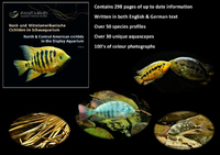 North & Central American cichlids in the Display Aquarium (New Book)