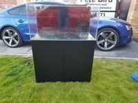 TMC signature 900 Fish Tank with Sump, Stand and equipment �5