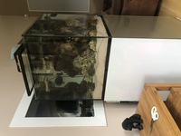 Marine tank and stand2 ft cube