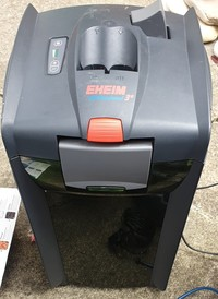 EHEIM professionel 3e 700 AND Eheim Filter Professional 3 2075