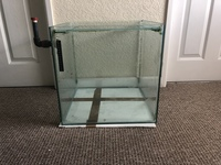 18 inch cube with back drilled for sump �