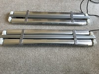 D-D T5 light units for aquarium (two twin units) ONLY � (SOLD)