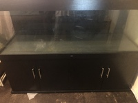 6x2x2ft Aquarium, Stand & Hood - Good Condition