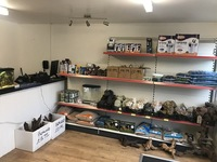 Aquatic Shop Systems & Contents For Sale
