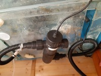 Sale - Sump/tanks full system all included - �0. Havant.