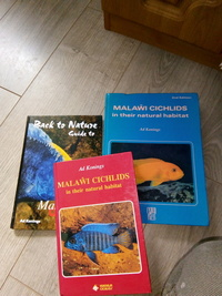 malawi book collection