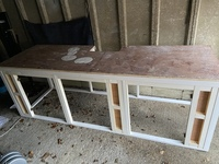 96 x 30 steel stand �0